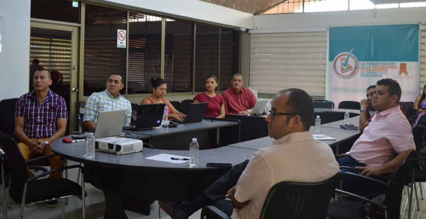 Universidad y distrito analizan alternativas de solución al tratamiento de aguas residuales de Riohacha